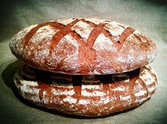 Pan bretón (harinas de trigo, sarraceno y centeno)