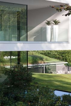 JODE, residence in Belgium by AABE - Atelier d'architecture Bruno Erpicum & Partners