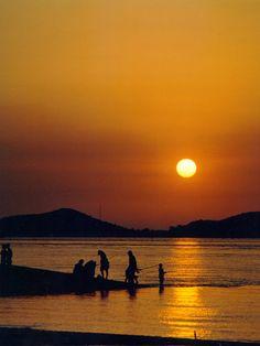 Great sunsets around #Ganghwa island