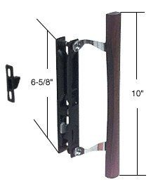 Crl Brushed Nickel Track Plunger Lock By Crl 10 45 C R