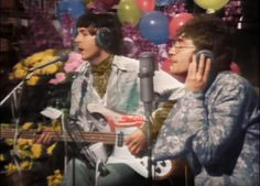 The Beatles - All You Need Is Love (Our World 1967) on Vimeo