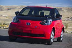 Toyota's Scion iQ EV Joins Car-Sharing Craze