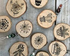 Items similar to gigantic dandelion with 2 dandelions on screen! on Etsy Wood Burning Crafts, Wood Burning Patterns, Wood Burning Art, Farmhouse Christmas Ornaments, Christmas Crafts, Teacher Christmas Gifts, Sock Crafts, Resin Crafts, Wooden Slices