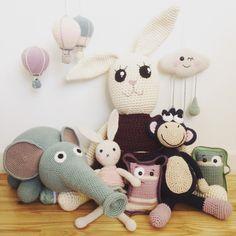 The Cotton Bunch. ☁️#crochet#crocheting#hæklet#hækling#diy#krea#homemade#hobby#yarn#crochetanimal#häkeln#virkat#hekle#crochettoy#crochetlove#amigurumi#amigurumis#crochetaddict#hæklerier#handmade#cotton