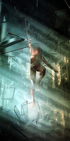 HOT 3d digital Art by Adam Martinakis http://www.cruzine.com/2013/01/21/hot-3d-art-adam-martinakis/