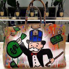 Alec Monopoly | Birkin Monopoly | #alecmonopoly #alecmonopolyart #birkinbag…