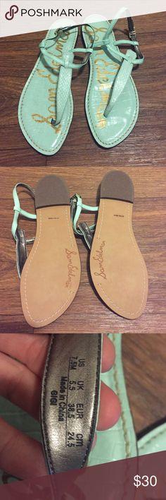 Sam Edelman Gigi Sandal Size 7.5 Brand New Sam Edelman Gigi sandal size 7.5 brand new without box Sam Edelman Shoes Sandals