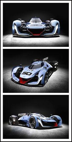 Hyundai Makes A Huge Impression With Their Le Mans-Inspired N 2025 Concept Le Mans, Concept, Inspired, Technology, Inspiration, Blog, Design, Autos, Tech