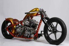 Shovelhead by twisted choppers American Motorcycles, Cool Motorcycles, Harley Davidson Custom Bike, Build A Bike, Hardcore, Drag Bike, Bobber Chopper, Vintage Bikes, Custom Bikes