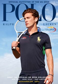 Polo Ralph Lauren US Open 2014 by Arnaldo Anaya Lucca