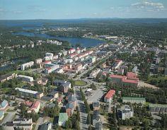finland Kajaani | Kajaani / 03 Eastern Finland / SuomiOpas