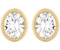 Arrive Pierced Earrings - Jewelry - Swarovski Online Shop