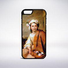 Bartolome Esteban Murillo - The Flower Girl Phone Case – Muse Phone Cases