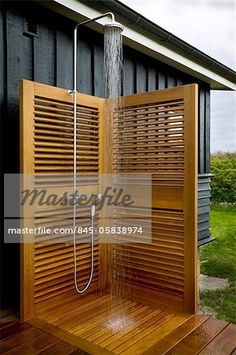 845-05838974em-water-running-from-shower-tap-fitting-in-outdoor-shower-with-wooden.jpg 299 ×450 pixels