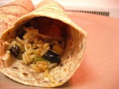 Mexican Lunch Wraps