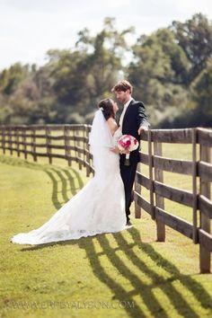 Ashley & David Wedding | First Methodist and Stone Bridge Farms