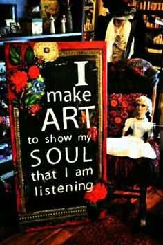 Art making