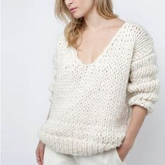 Wool and the Gang Way Wool Sweater Kit