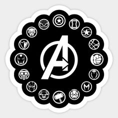 Shop pray for the cleansing infinity gauntlet stickers designed by as well as other infinity gauntlet merchandise at TeePublic. Cute Laptop Stickers, Cool Stickers, Printable Stickers, Phone Stickers, Marvel Tattoos, Tumblr Stickers, Avengers Wallpaper, Aesthetic Stickers, Infinity War