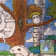 Kymmenes luukku - Tarinatädin Joulukalenteri