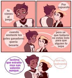 Read [D] from the story Garrett x Dario [yaoi] [comic] [P A U S A D A] by (S u n s h i n e) with reads. Bl Comics, Cute Comics, Cute Gay Couples, Anime Couples, Pretty Art, Cute Art, Gay Lindo, Human Base, Drafting Drawing