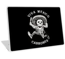Viva Mexico Cabrones Laptop Skin