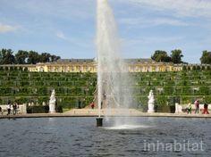 Postdam's Sanssouci Palace