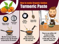 Golden Turmeric Paste: How to make it and how to use it - The Natural Way