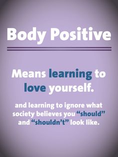 ART — A helpful starting guide to body positivity.