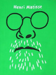 "michel quarez ""Henri Matisse"""