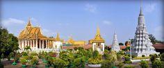Cambodia Royal Palace. #travel #cambodia #phnompenh