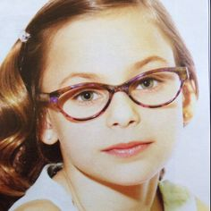 OGI Eyewear offers a Mommy & Me collection, which allows your daughter to match your frames! Howe cute!