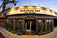 The Crow Bar's chef Scott Brandon showcases our products in some fantastic tasting recipes!