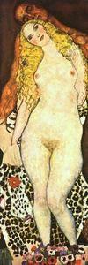 Adam and Eve - (Gustav Klimt)