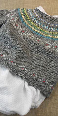 Com/Chaqueta-De-Bebe-Nordica - Diy Crafts - DIY & Crafts Fair Isle Knitting, Easy Knitting, Baby Knitting Patterns, Cardigans Crochet, Brei Baby, Crochet Baby, Knit Crochet, Baby Sweaters, United Nations