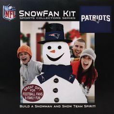 New England Patriots Snowfan Kit