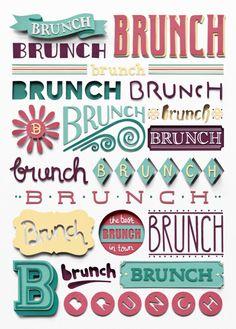 brunch! by owen gildersleeve @ Many Hands