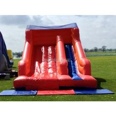 Beautiful and priceless kids inflatable water slide