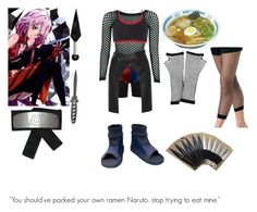 """Ayana Karishu- Naruto oc #1"" by crazygirl5683 ❤ liked on Polyvore featuring art"