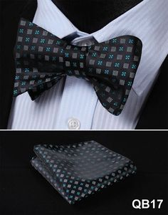 Item Type: Ties Pattern Type: Plaid Department Name: Adult Gender: Men Style: Fashion Material: Silk Size: One Size Ties Type: Bow Tie is_customized: Yes