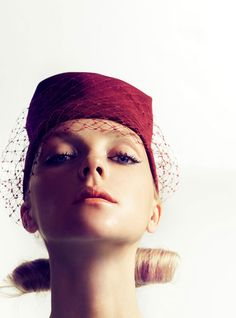 Heather Marks / Nico / Madame Figaro 2012