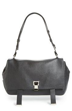 Proenza Schouler 'PS Courier' Pebbled Leather Shoulder Bag | Nordstrom