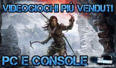 50 Videogiochi più venduti per PC e console