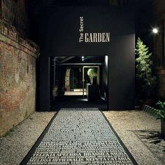 Zaha Hadid-The Secret Garden at Milan Design Week