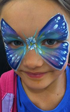 face Painting Ideas, Face Painting Tutorials, Available For Hire | Face Art