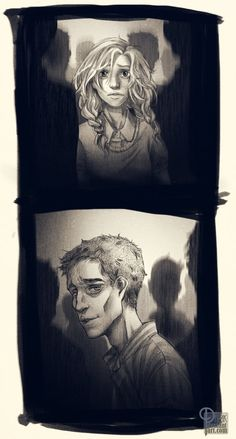 It's such a beautiful day to die, Liesel. - The Book Thief (art by palnk)