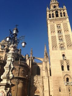 """Just Your """"Average"""" Day in Seville… 