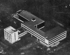 Architecture of Doom Bauhaus, 1920s Architecture, Walter Gropius, Germany, Berlin, Deck, Graphic Design, Space, Google