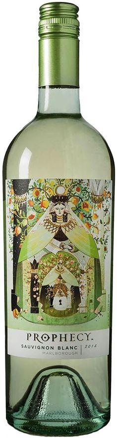 """""""Prophecy"""" Sauvignon Blanc 2015 - Prophecy Wines, California, EE.UU.------------------Terroir: Marlborough - North Island, Nueva Zelanda------------Sin paso por madera"""