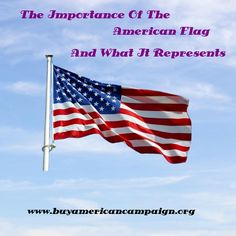 The American Flag is important to all Americans but sometimes for different reasons. We list a few of those reasons but what is the reason for you? American Made, American Flag, Lemon Squares, American Manufacturing
